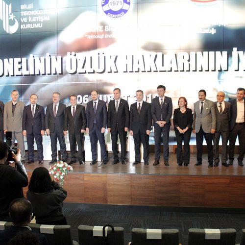 Türkiye Bilişim Derneği Bilişim Çalışanlarının Sesi Oldu