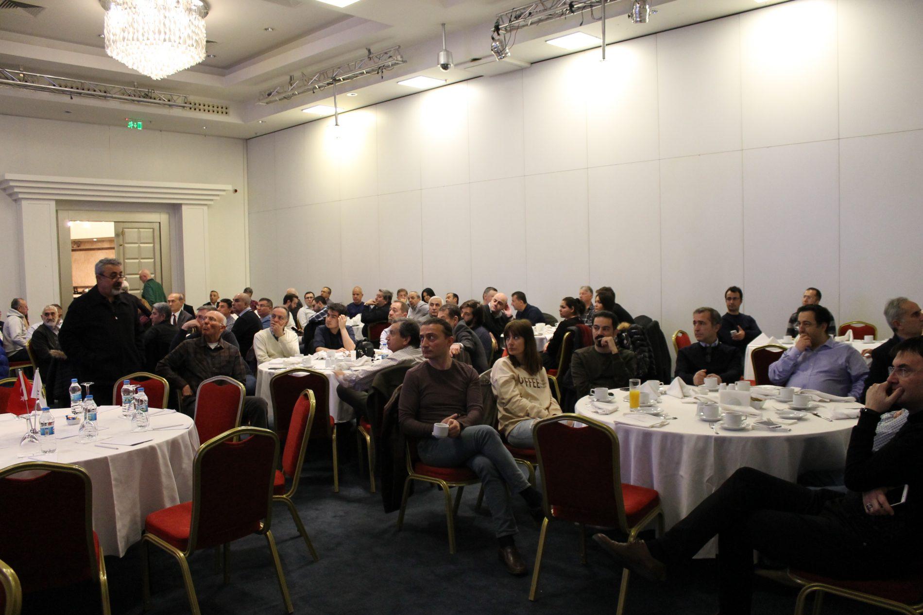 TBD Ankara Şubesi 17 Mart 2019 Kahvaltılı Çalışma Grupları Toplantısı