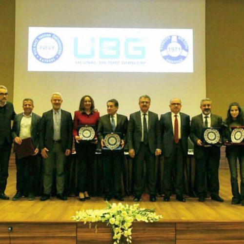 """TBD İstanbul Şubesi Kayseri Nuh Naci Yazgan Üniversitesi'nde """"TBD Bilişim Günleri"""" Etkinliğimizi Gerçekleştirdi"""