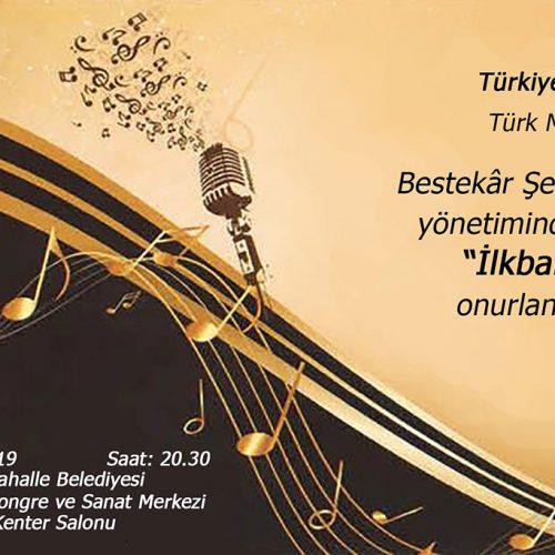 TBD Türk Müziği Korosunun İlkbahar Konseri
