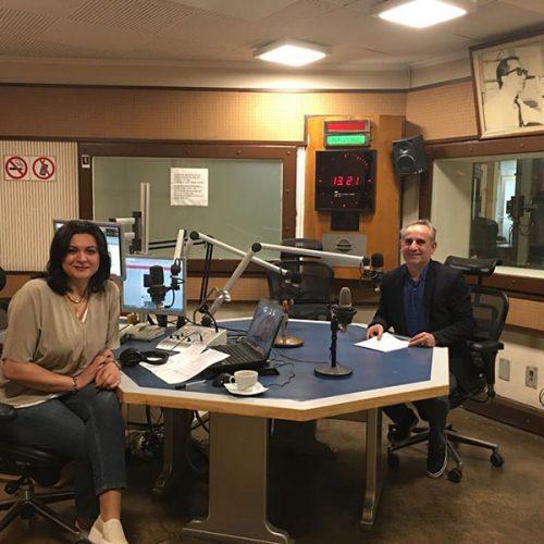 TBD Adına Ertan BARUT TRT Radyo 1 Hayatın Sesi Programına Katıldı