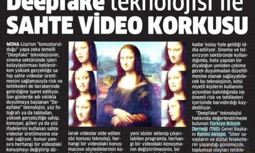 Deepfake Teknoloji ile Sahte Video Korkusu – ANALİZ