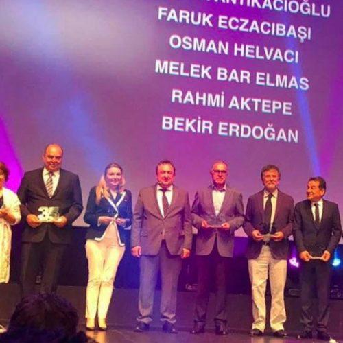 Türkiye Bilişim Sektöründe 35 Yıl Emek Ödülleri Sahiplerini Buldu