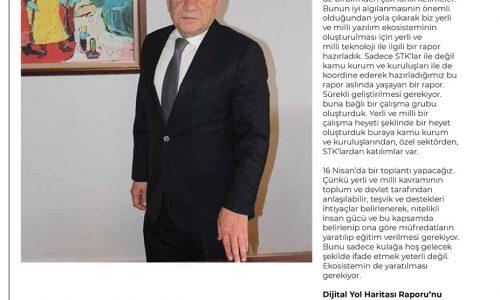 Türkiye için Esas Beka Sorunu; Teknoloji Üretememektir – EGİAD YARIN