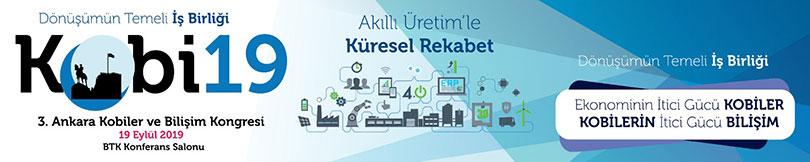 3. Ankara Kobiler ve Bilişim Kongresi