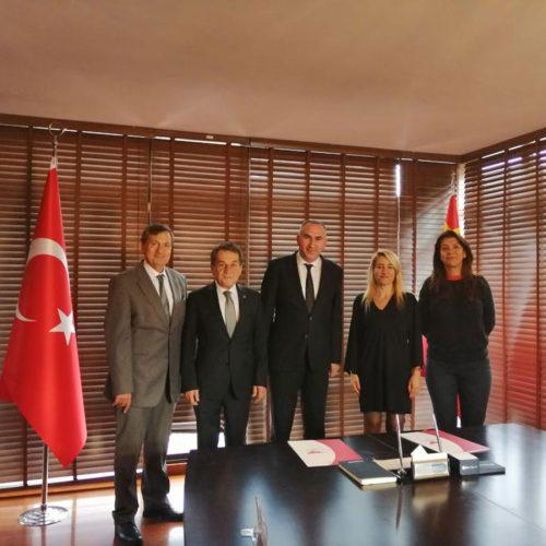 TBD ve TC-İŞGED Arasında Protokol İmzalandı