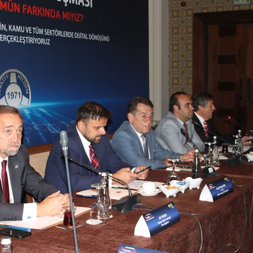 Vizyon 2023 Toplantısı Antalya'da Büyük Katılım ile Gerçekleştirildi