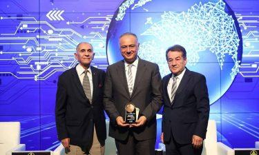 Prof. Dr. Aydın Köksal Bilim Ödülleri Verildi