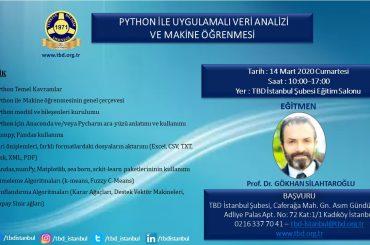 PYTHON Eğitimi