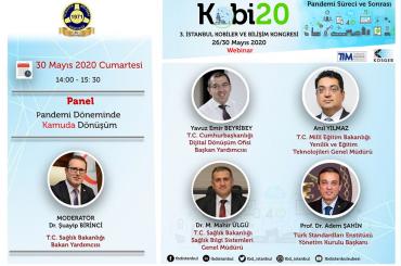 KOBİ2020 Panel3 Pandemi Döneminde Kamuda Dönüşüm