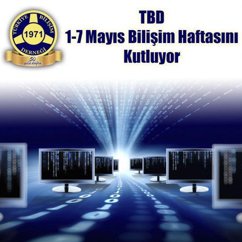 TBD Bilişim Haftasını Kutluyor