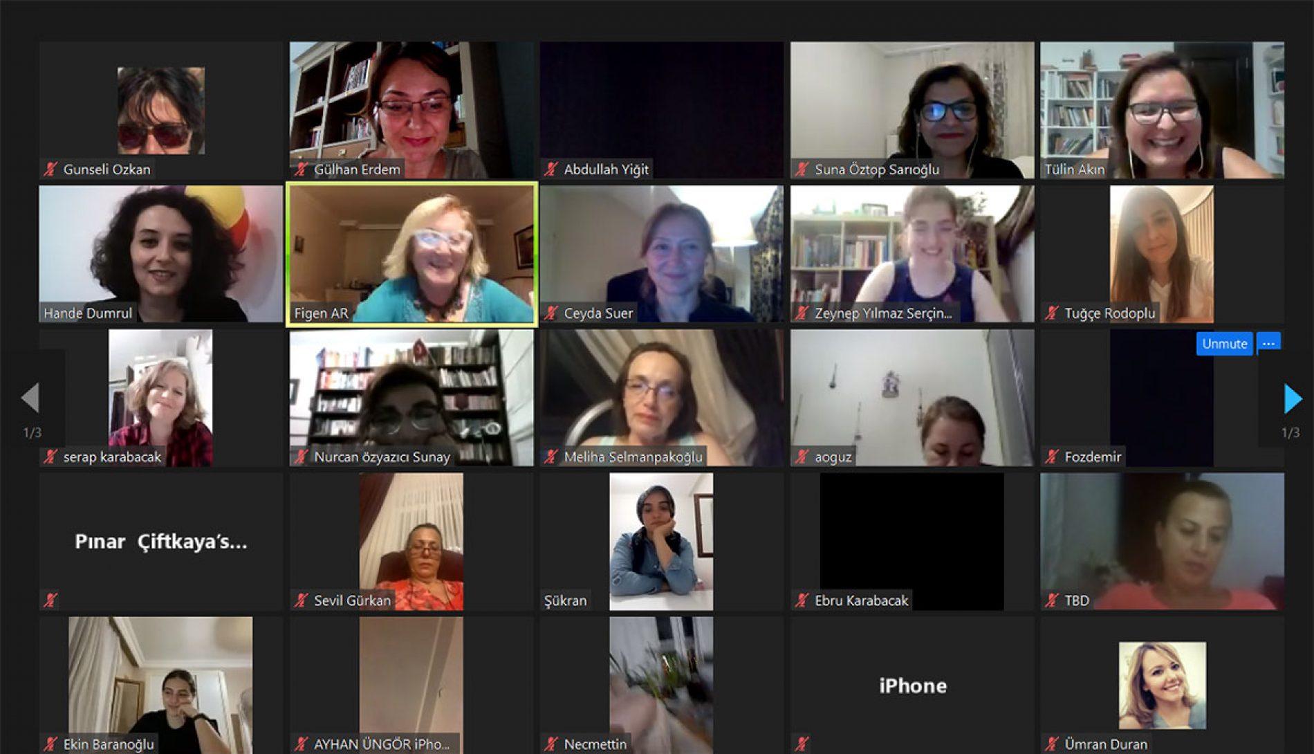"""Bilişimle Girişimci Kadın Sohbetlerinde; """"Digital Tarımda Kadın Eli"""""""