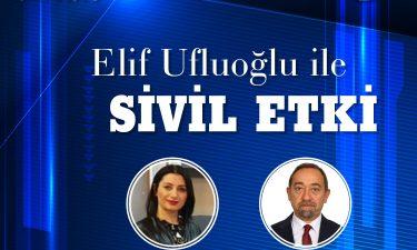 Türkiye Bilişim Derneği Projeleri – M. Ali Yazıcı, Elif Ufluoğlu İle Sivil Etki