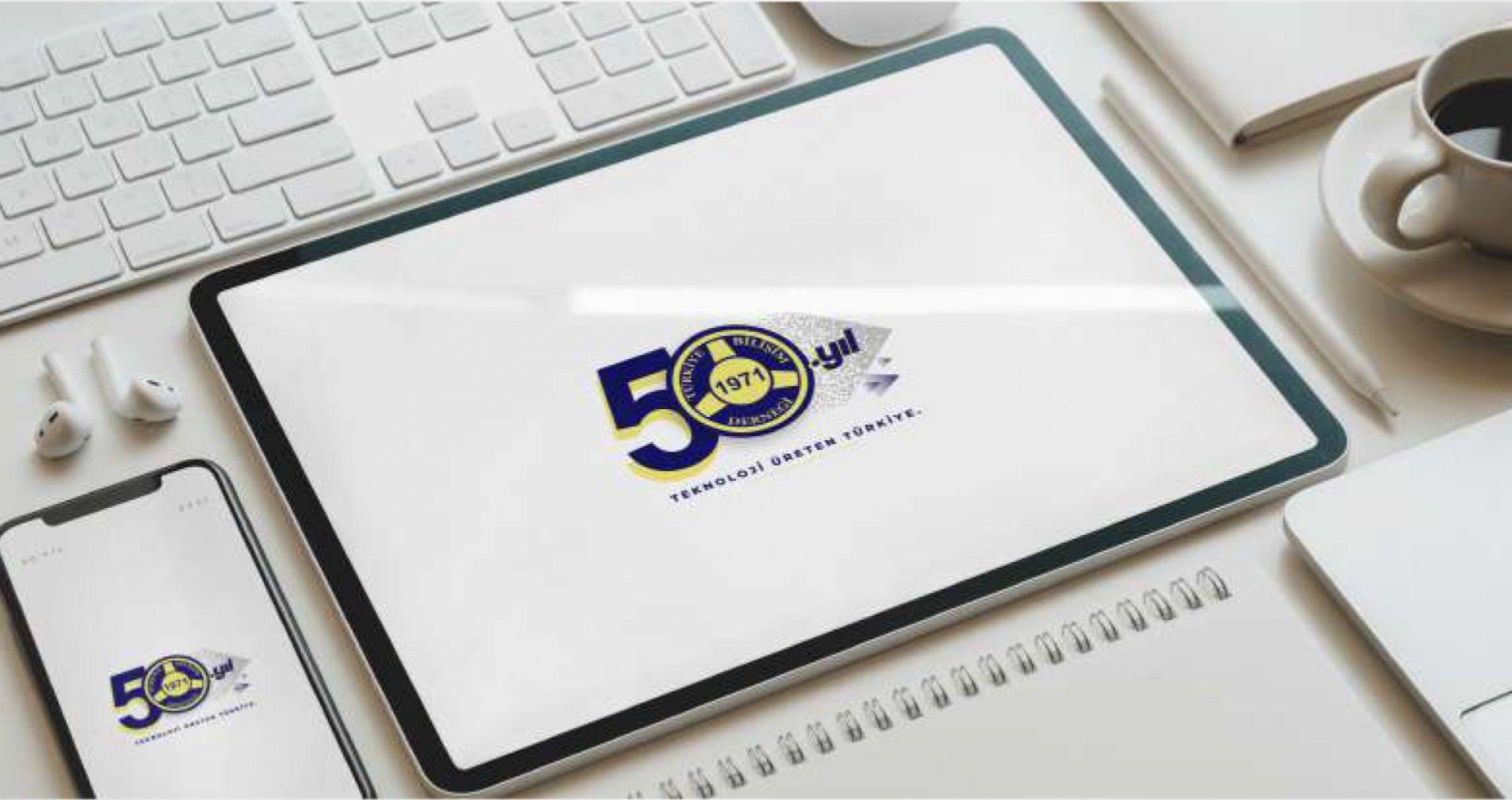 TBD 50. Yıl Logo ve Motto Oylaması