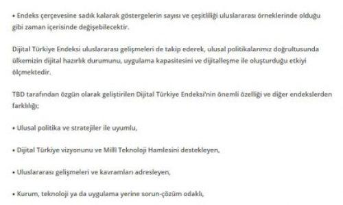 """""""Türkiye'nin dijital skorunu 2021'de 100 üzerinden 68 oldu"""" – İCT MEDİA"""