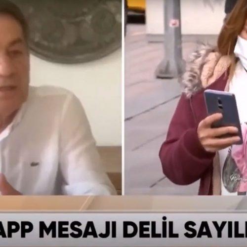 Genel Başkanımız Rahmi AKTEPE, ATV Ana Haberde…