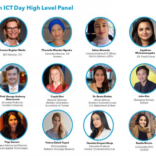 Yönetim Kurulu Üyemiz Ceyda Süer, 'Teknolojide Kız Çocuklarının Güçlendirilmesi' Etkinliğinde Yer Aldı