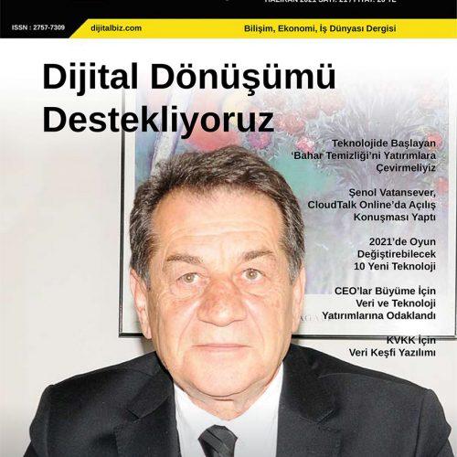 Dijital Biz Dergisi Haziran 2021