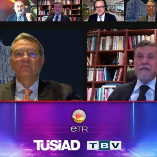"""TBD Genel Başkanı Sn. Rahmi Aktepe """"eTürkiye Ödül Töreni""""ne Jüri Üyesi Olarak Katıldı"""