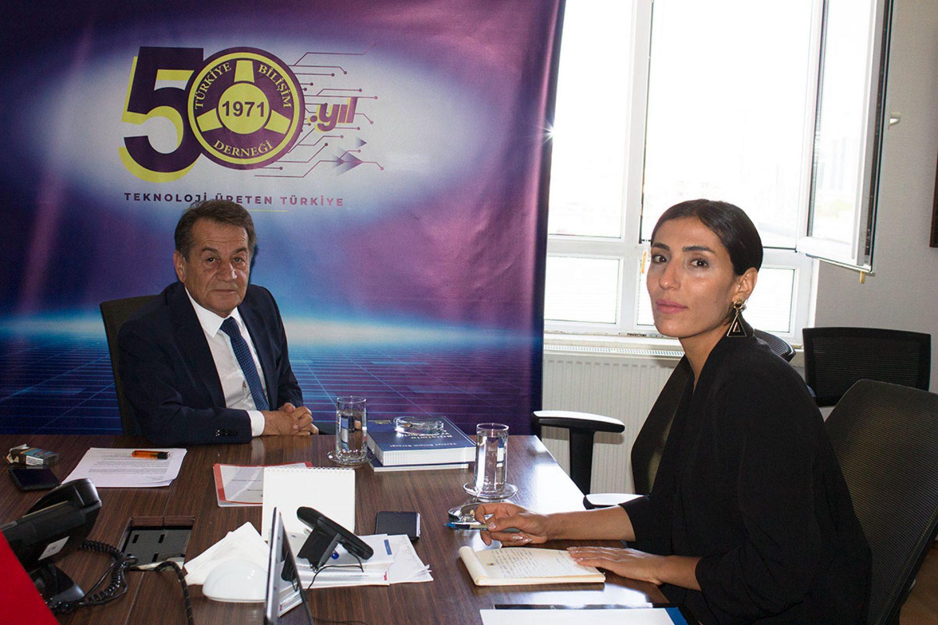 24 Saat Gazetesi TBD Genel Başkanı Sayın Rahmi AKTEPE ile Röportaj Gerçekleştirdi