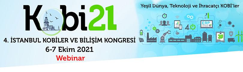 4. İstanbul Kobiler ve Bilişim Kongresi