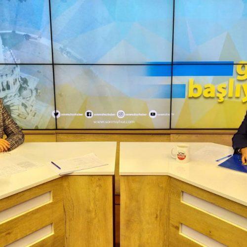 """TBD Genel Başkanı Sn. Rahmi Aktepe SON Mühür TV'nin """"Gün Başlıyor"""" Programına Canlı Yayın Konuğu Oldu"""