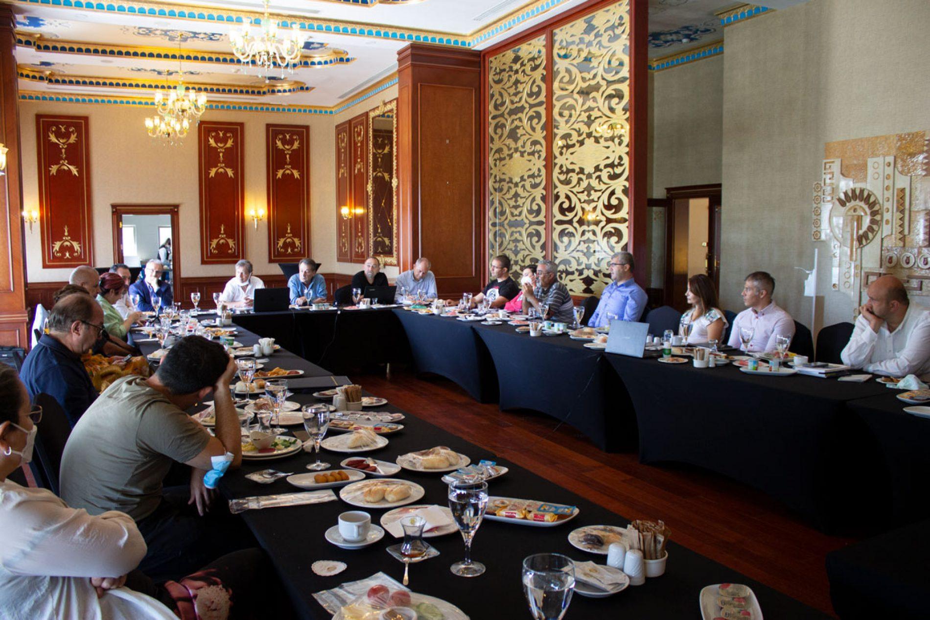 TBD Merkez İcra Kurulu 2022 yılı çalışmalarını planlamak üzere ilk toplantısını gerçekleştirdi.