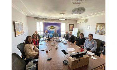 Genç Beyinler Yeni Fikirler Projesi Toplantısı